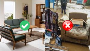 7 Trik Dekorasi Rumah Ramah Banjir yang Layak Coba. Nggak Repot dan Rugi Banyak Pas Bencana